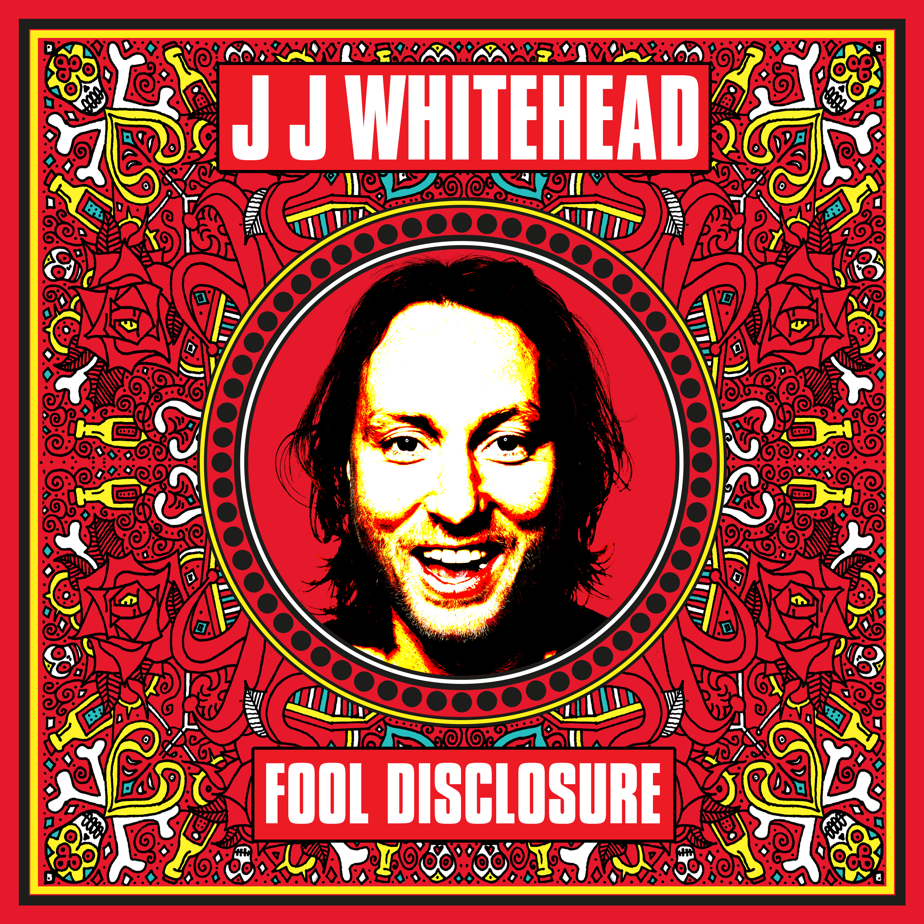 COMEDY NEWS: J.J. Whitehead's Fool Disclosure Out Nov. 18 on Stand Up! Records