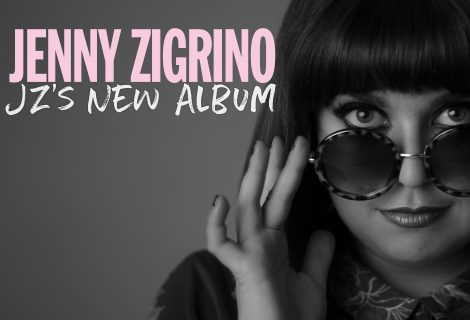 COMEDY NEWS: JZ'S New Album Out Today from Jenny Zigrino