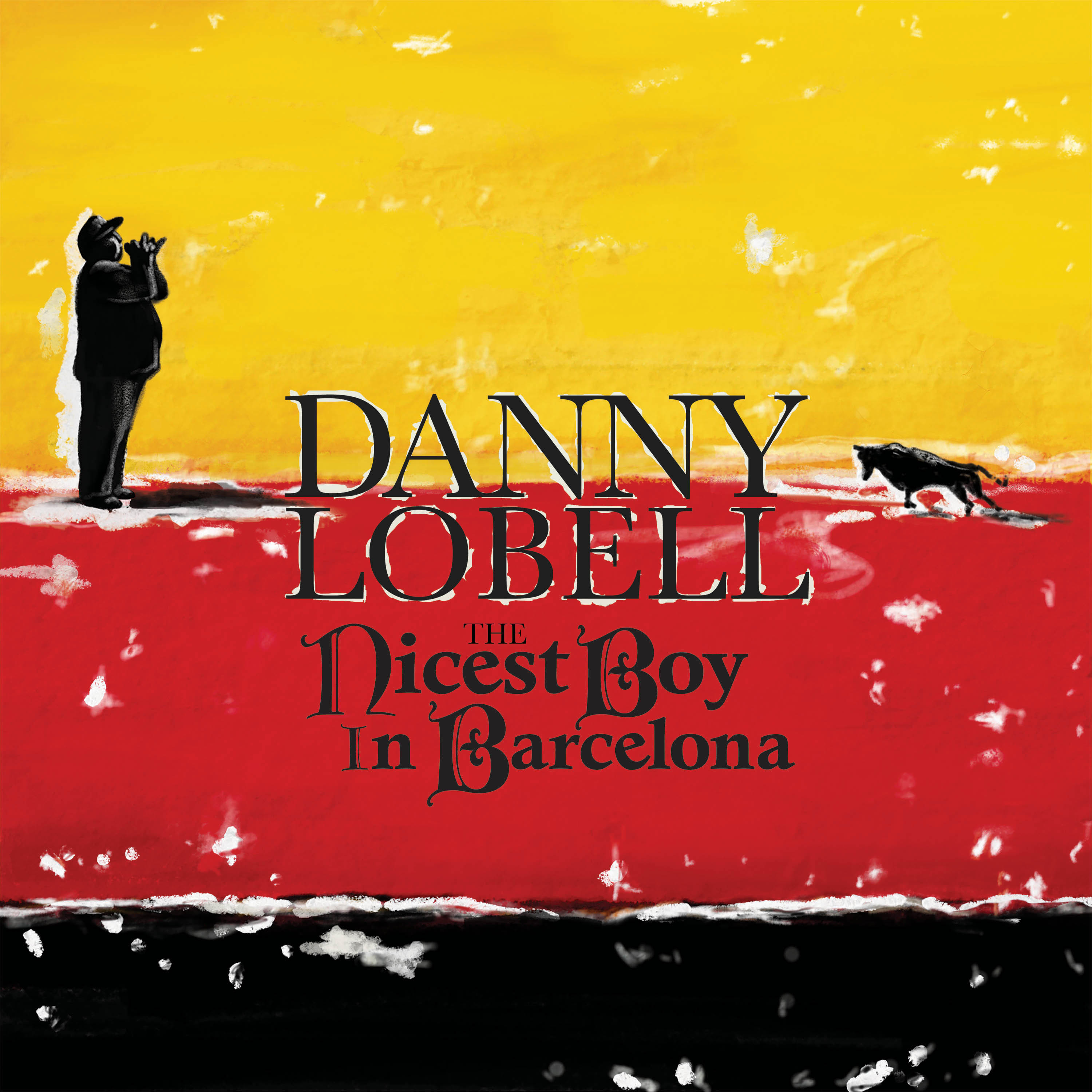 COMEDY NEWS: Danny Lobell's Latest The Happiest Boy in Barcelona Out Today from Stand Up! Records