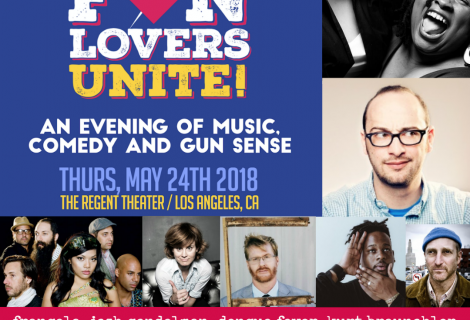 LA/OC NEWS: Dengue Fever, Frangela and Greg Johnson Added to Gun Sense Benefit show: Fun Lovers Unite May 24 in DTLA