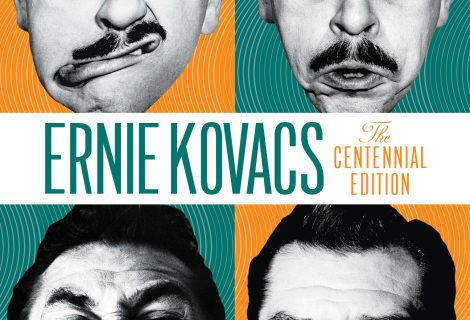 Ernie Kovacs Centennial News + New DVD Box Set and Ltd. Ed. Lithographs!