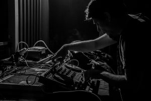 AMON TOBIN PRESENTS NEW TWO FINGERS ALBUM COMING MAY 15 FROM NOMARK RECORDS