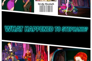 "Strictly Elizabeth's New EP Asks the Question ""What Happened to Stephanie? Coming Oct. 16"