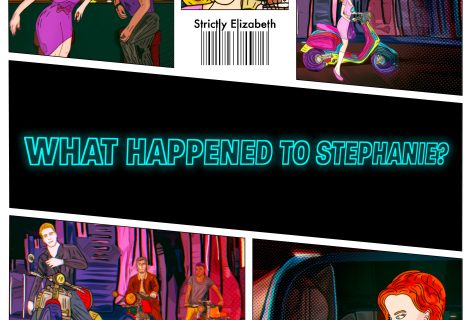 """Strictly Elizabeth's New EP Asks the Question """"What Happened to Stephanie? Coming Oct. 16"""