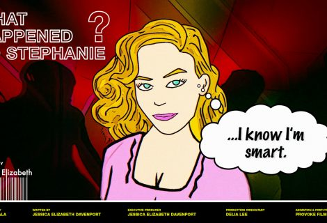 Dances with Films Select Strictly Elizabeth's Short Film What Happened to Stephanie? for Screening & Selection in LA on Aug. 27